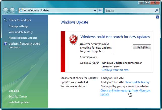 80072efd Windows Update Error Code Windows 7 8 server 2008 r2