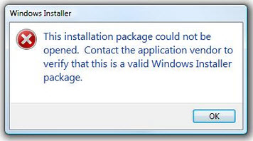 Fix: Windows Installer Error Code 1635