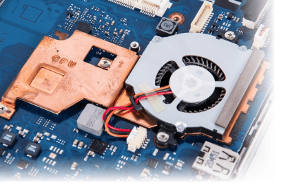 How to Clean Your Laptop Cooling Fan and Screen