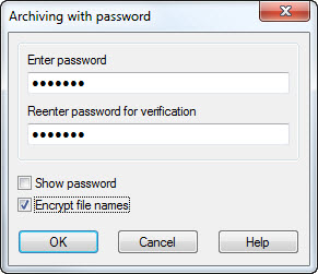 Password Protect a Folder Files Excel Pdf Windows 8/7