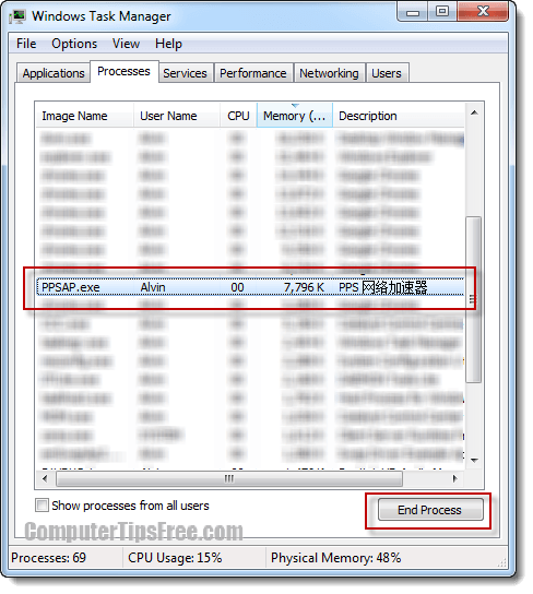 What is PPSAP.exe How to Disable PPSAP