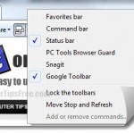 how to turn off inprivate browsing internet explorer 11