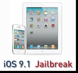 iOS 9.1 Jailbreak Mac PC iPhone 6,6s plus,5s,5c,5,4s,iPad Mini