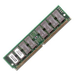 ram-chip SIMM (Single In-line Memory Module)