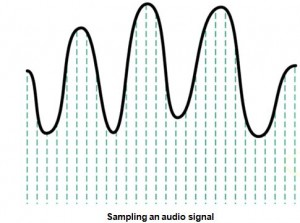 sampling-audio-signal